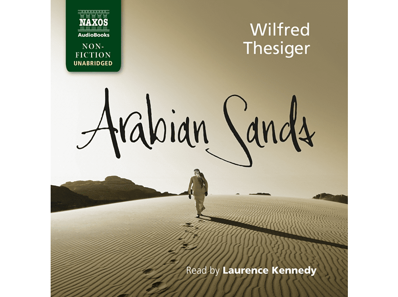 Laurence Kennedy - Arabian Sands - (CD)