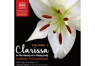 West,Samuel/Scott,Lucy/May,Roger/+ - Clarissa Vol.1  - (CD)