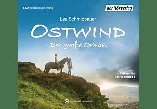 Anja Stadlober - Ostwind-(6)Der Große Orkan  - (CD)