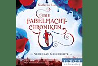 Bremer,Mark/Dänekamp,Uta - Die Fabelmacht-Chroniken.Nicholas Geschichte - (MP3-CD)