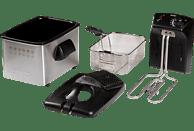 DOMO DO464FR Friteuse  2200 Watt Edelstahl