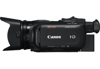 CANON Legria HF G26 Camcorder Full HD, 1/2.84-Zoll-Typ optimierter HD CMOS PRO 3,09 Megapixel, 20 fachopt. Zoom