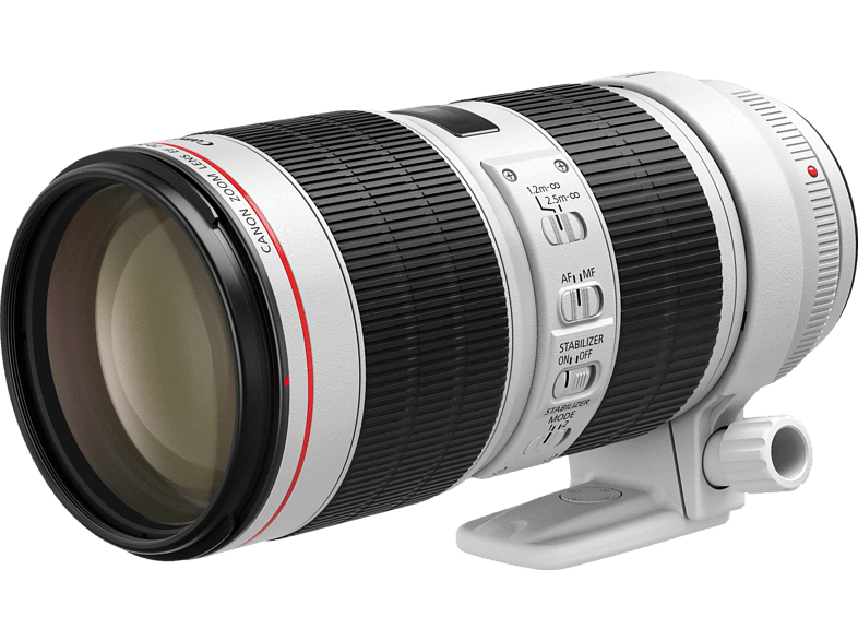 CANON EF 70-200mm f/2.8L IS III USM  für Canon EF-Mount, 70 mm - 200 mm, f/2.8