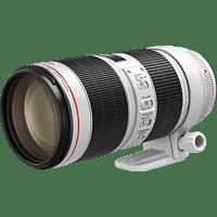 CANON EF 70-200mm f/2.8L IS III USM 70 mm - 200 mm f/2.8 EF, L-Reihe, USM, IS (Objektiv für Canon EF-Mount, Weiss)