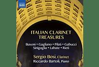 Riccardo Bartoli, Sergio Bosi - Italian Clarinet Treasures [CD]