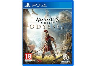 PS4 Assassin's Creed® Odyssey PEGI