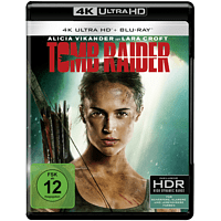 Tomb Raider [4K Ultra HD Blu-ray + Blu-ray]