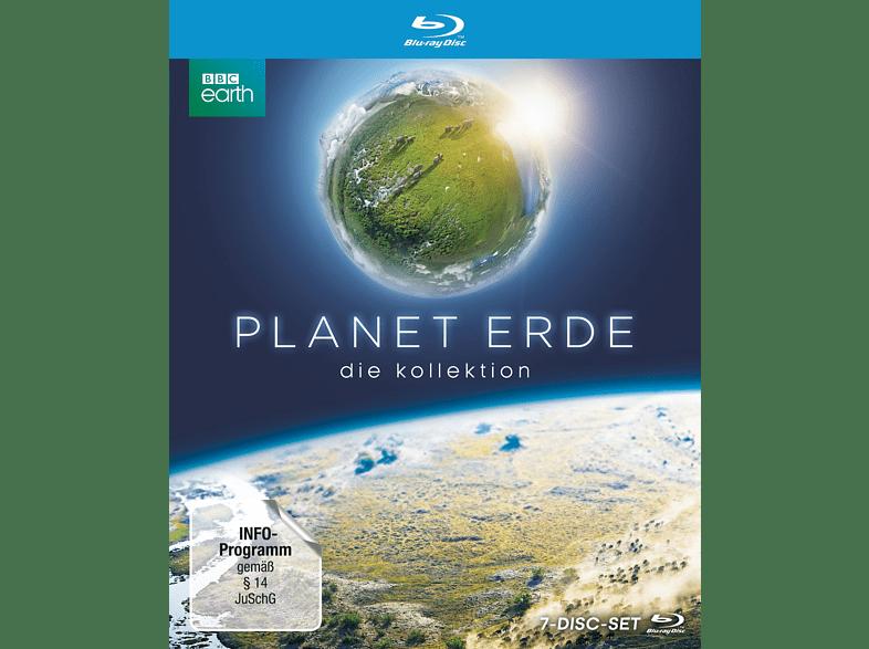 Planet Erde - die kollektion - Limited Edition [Blu-ray]