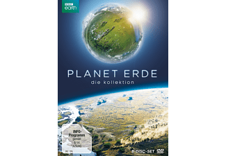 Planet Erde - die kollektion - Limited Edition - (DVD)
