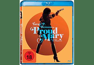 Proud Mary Blu-ray