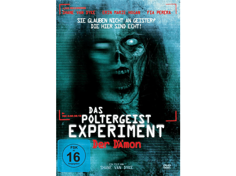 Das Poltergeist Experiment - Der Dämon [DVD]