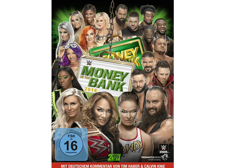 Money In The Bank 2018 [DVD]
