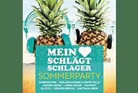 VARIOUS - MEIN HERZ SCHLÄGT SCHLAGER-SOMMERPARTY (ARBEITST [CD]
