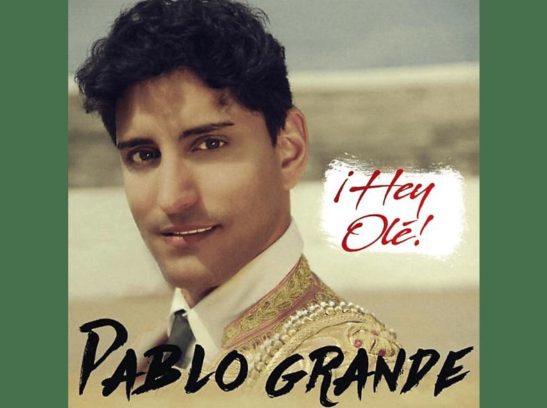 Pablo Grande - Hey Olé [CD]