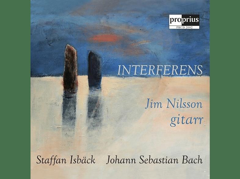 Jim Nilsson - Interferens [CD]