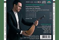 Profili Barocchi, Davide Ferella - Cembalokonzerte transkribiert für Mandoline [CD]