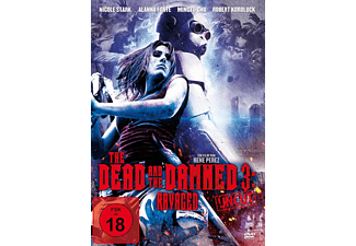 The Dead and the Damned 3: Ravaged DVD