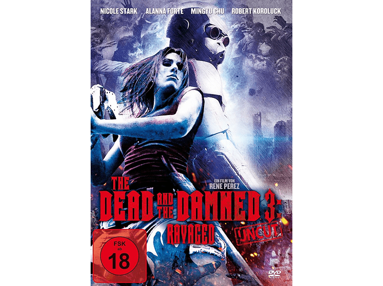 The Dead and the Damned 3: Ravaged [DVD]