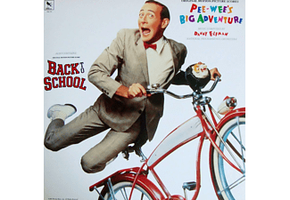 John Coleman, The National Philharmonic Orchestra - Pee-Wee's Big Adventure  - (Vinyl)