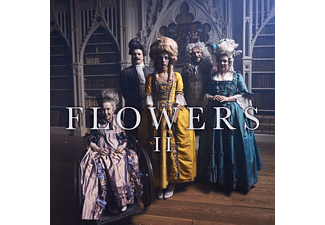 Ost-original Soundtrack Tv - Flowers II  - (CD)