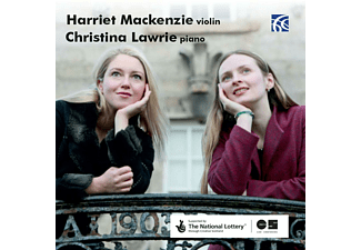 Harriet Mackenzie, Christina Lawrie - Harriet Mackenzie/Christina Lawrie - (CD)