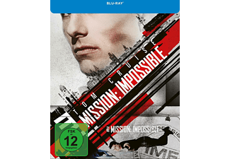 Mission: Impossible Limited Steelbook Edition [Blu-ray]
