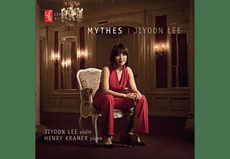 Jiyoon Lee - Mythes-Werke für Violine & Klavier  - (CD)