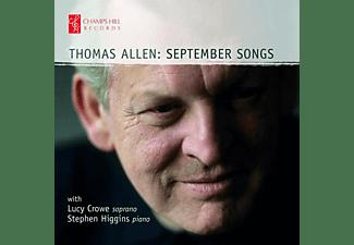 Allen Thomas - September Songs  - (CD)