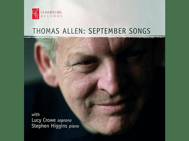 Allen Thomas - September Songs [CD]