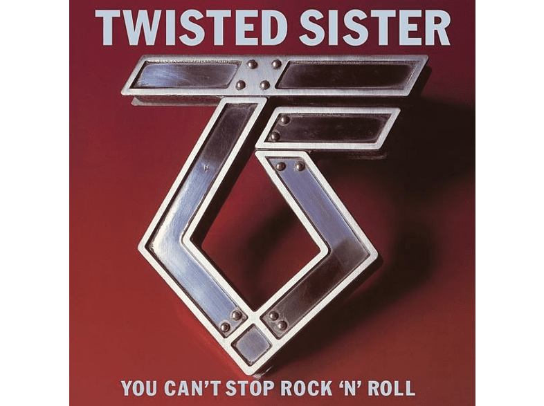 Twisted Sister - You Can't Stop Rock 'N' Roll [CD]