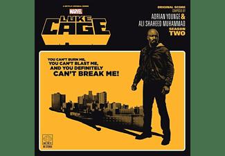 Adrian Younge, Ali Shaheed Muhammad - MARVEL'S LUKE CAGE SEASON 2 O.S.T. (2LP)  - (Vinyl)