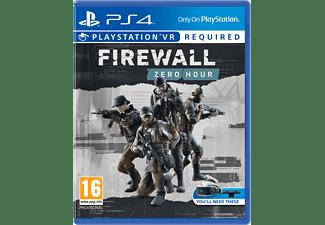Firewall: Zero Hour - [PlayStation 4]