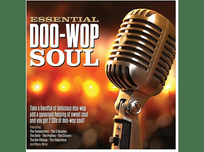 VARIOUS - Essential Doo-Wop Soul [CD]