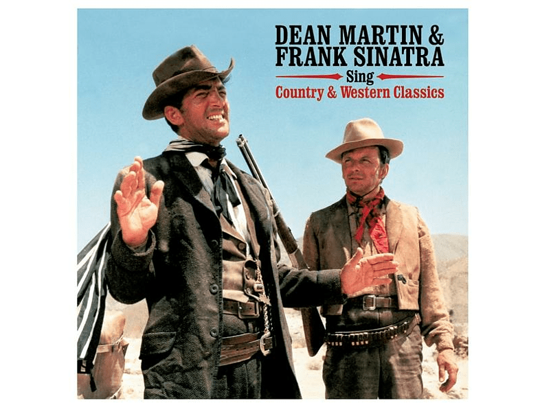 Dean Martin, Frank Sinatra - Sing Country Western Classics [Vinyl]