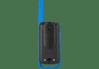 MOTOROLA TLKR T62 Walkie-Talkie Blau/Schwarz