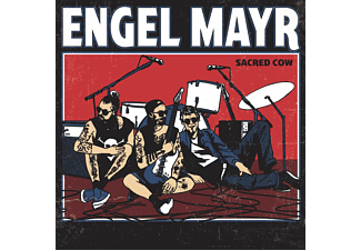 Engel Mayr - Sacred Cow  - (CD)
