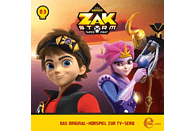 Zak Storm - Zak Storm - (3) Original Hörspiel zur TV-Serie-Das Eisdrachenbaby  - (CD)