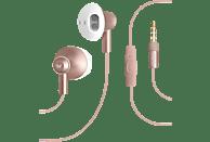 SBS-MOBILE TESLEARSHINYP, In-ear Kopfhörer  Pink