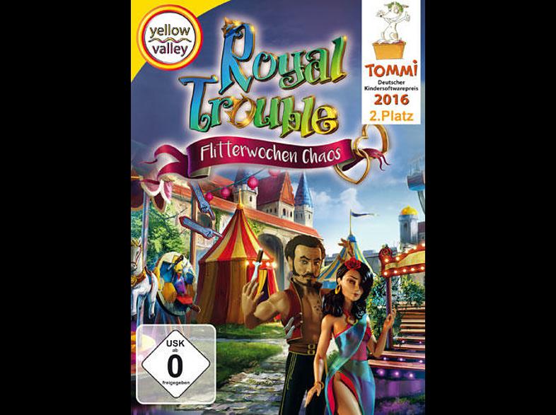 Royal Trouble 2: Flitterwochen Chaos (Yellow Valley) [PC]