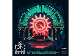 High Tone - DUB TO DUB (RMXD)  - (Vinyl)