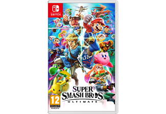 Super Smash Bros. Ultimate UK Switch