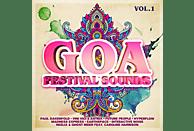 VARIOUS - Goa Festival Sounds Vol.1 [CD]
