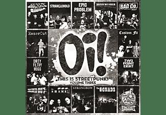 VARIOUS - Oi! This Is Streetpunk! Vol.5  - (Vinyl)