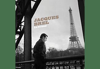 Jacques Brel - Le Grand  - (CD)