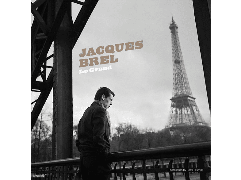 Jacques Brel - Le Grand [CD]