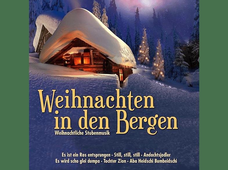 VARIOUS - Weihnachten In Den Bergen (Stubenmusik) [CD]