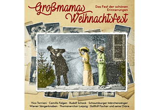 VARIOUS - Großmamas Weihnachtsfest  - (CD)