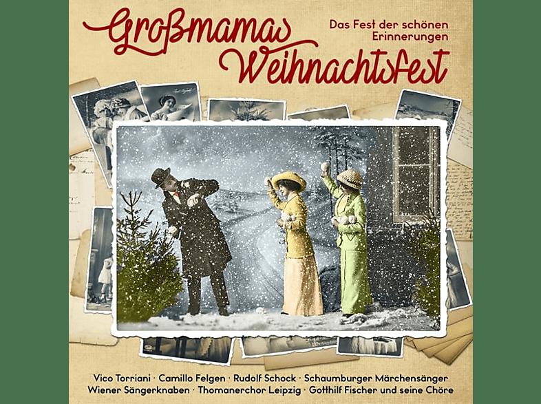 VARIOUS - Großmamas Weihnachtsfest [CD]