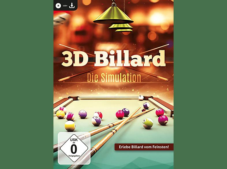 3D Billard - Die Simulation [PC]