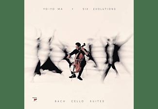 Yo-Yo Ma - Six Evolutions-Bach: Cello Suites  - (Vinyl)
